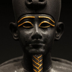 Ancient Egyptian Gods- The  God Osiris and The God Horus
