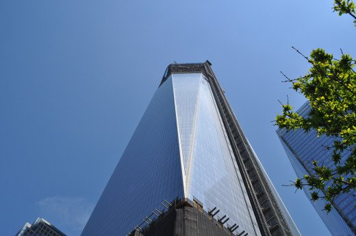 The Freedom Tower in New York City
