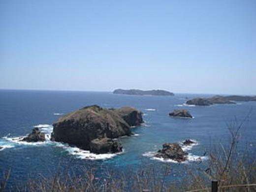 Ogasawara Islands.