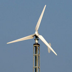 Horizontal Axis Micro-Windmill in LAHORE Produces 1000Watt Rated Output.Small-scale wind power is the name given to wind generation systems with the capacity to produce up to 50 kW of electrical power. Isolated communities, that may otherwise re