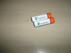 FujiCell Rechargeable Battery - A Personal Review