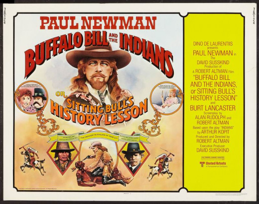 Buffalo Bill and the Little Indians (1976)