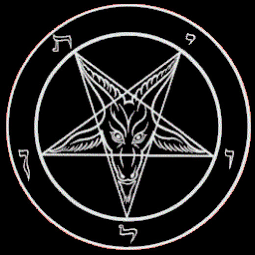 The use of the inverted pentagram by the Church of Satan has contributed to the misidentification of Wiccans as Satanists.