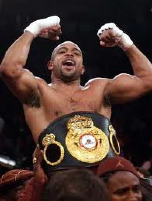 Roy Jones Jr.won a Silver medal at the 1988 Olympics in one of the worst robberies in Olympic history. As a matter of fact he was voted Best Boxer of the Olympics. Go figure.