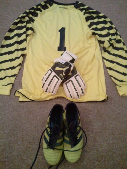Select goalkeeper gear that is comfortable and reflects personal style.
