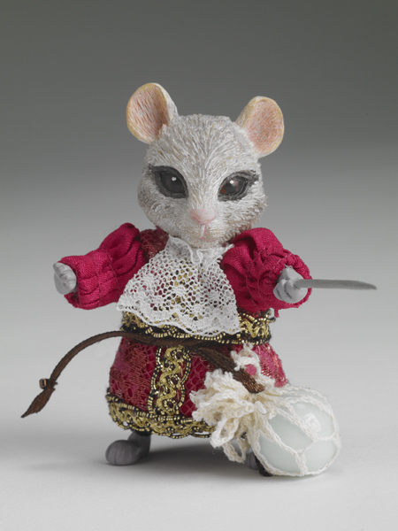 The door mouse from the Alice in Wonderland Collection