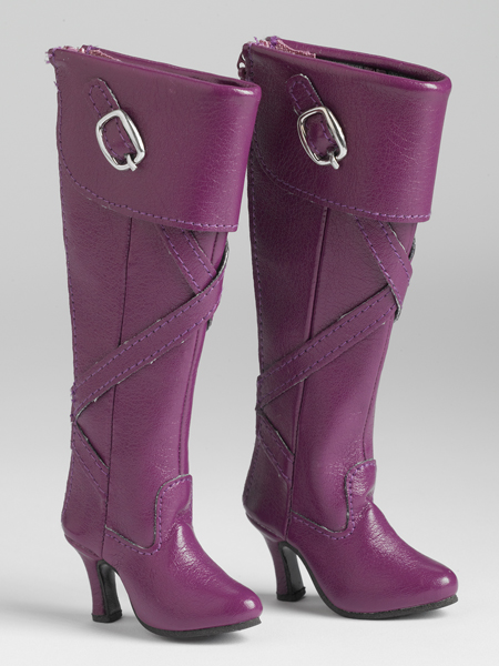 Boots for a Tonner doll