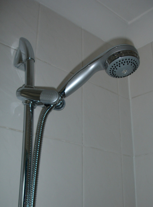 Trevi boost shower head replacement