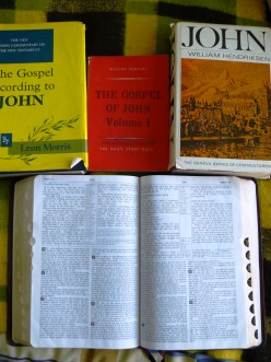 John's Gospel -a new look no9