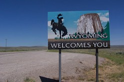 Wyoming:  Nature & Cowboys