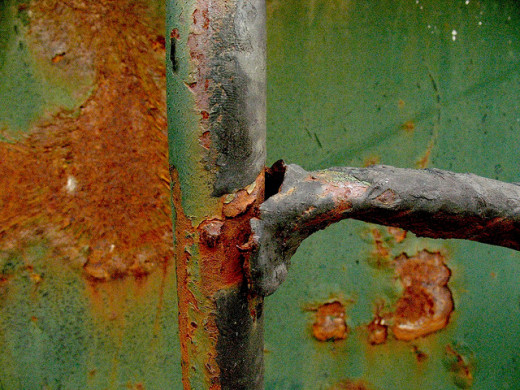 An application of ATMP would have prevented a lot of this corrosion!
