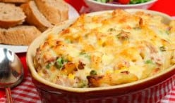 Easy fish pie for babies