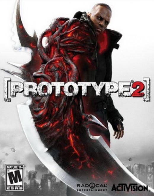 Prototype 2 Cover Art