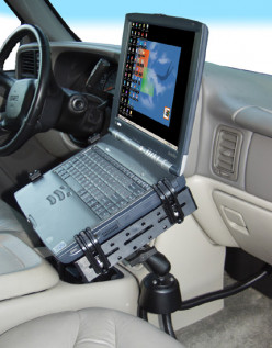 Car Laptop Stand for Easy Access to Your Laptop Computer While On the Move