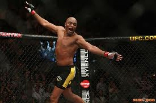 Anderson Silva is an MMA legend. Whether he taps you out or knocks you out, the Spider can do it all.