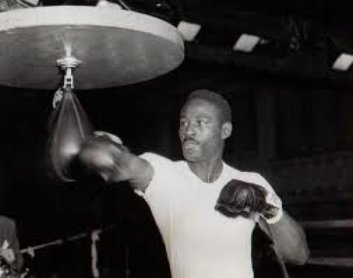 Ezzard Charles was one of boxing's best light heavyweights ever and a fine heavyweight champ as well.