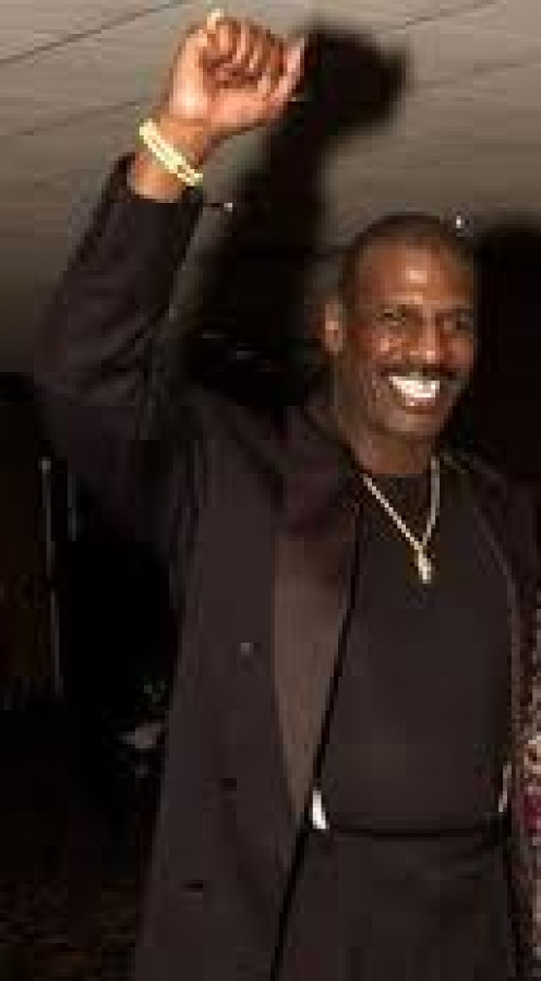 Michael Spinks won a gold medal in the Olympics, light heavyweight crown and Heavyweight title.