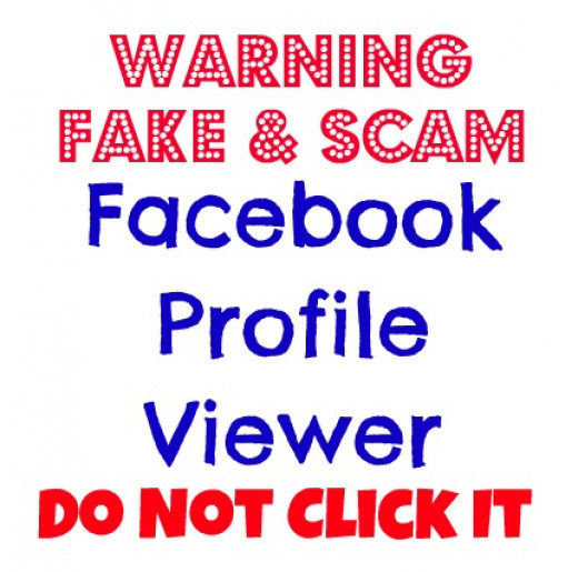 Facebook Profile Viewer Scam: Rogue Application