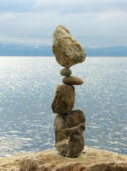 Balance- Dec 25 from Heiko Brinkmann Source: flickr.com