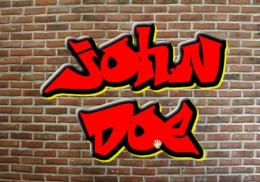 Not really my name, but an example for you: John Doe
