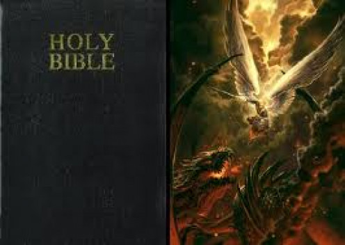 The Book of Revelation is the last book of the New Testament in the Holy Bible. It's the hardest book in the Holy Bible to fully understand.