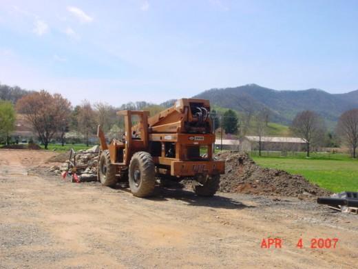 Shuffling Dirt
