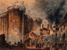 Storming the Bastille: An important development in the French Revolution, on which Dickens' classic tale is based.
