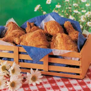 Here is one of the best recipes for fried chicken that you will ever eat.