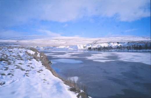 Upper Coldwell Reservoir