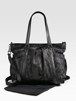 Burberry Nova Check Diaper Bag