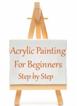 Acrylic Painting for Beginners Step by Step