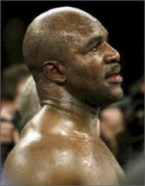 Evander Holyfield unified the Cruiserweight belts. He left the Cruiserweight division as the undefeated unified Cruiserweight champion and campaigned as a heavyweight.