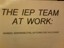 IEP: Individualized Education Program