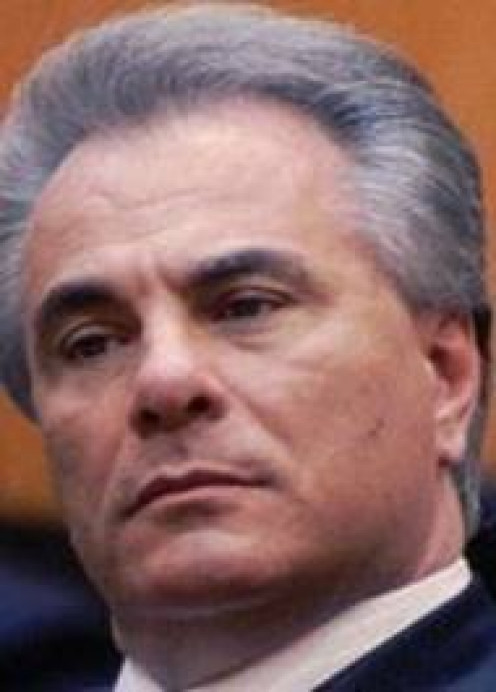 John Gotti was the don of the Gambino crime family. He was very flashy and actually embraced media attention.