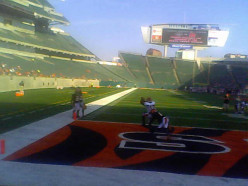 Bengals Invite Fans to Practice at Paul Brown Stadium