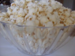 Health Benefits of Homemade Popcorn