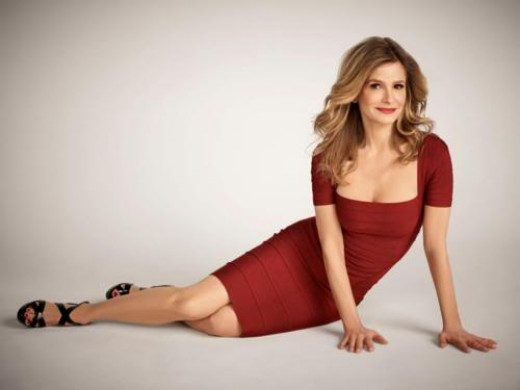 Kyra Sedgwick in Red