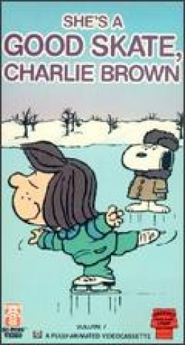 She's a Good Skate, Charlie Brown!