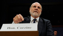 Former New Jersey Governor John Corzine