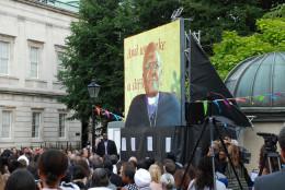 Rev. Desmond Tutu's link-up