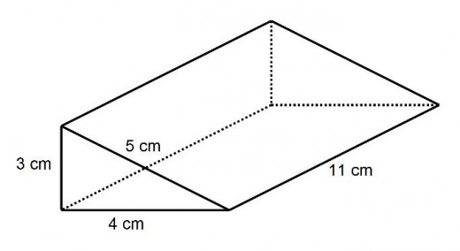 How To Work Out the Surface Area Of A Triangular Prism ...