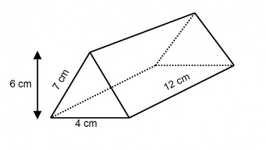 Worksheets Volume And Surface Area Of Triangular Prisms (c) Measurement Worksheet surface area of triangular prisms read geometry ck 12 calculate the following prism