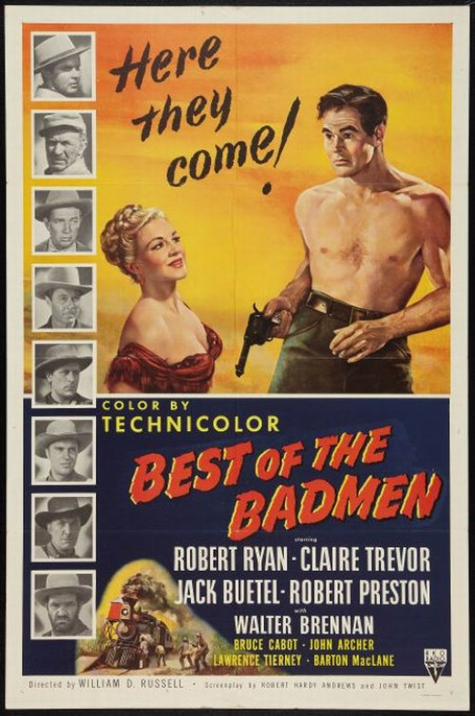 Best of the Badmen (1950)