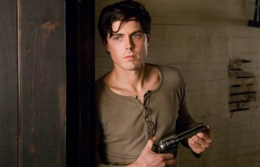 Casey Affleck in The Assassination of Jesse James (2007)