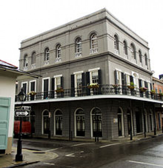 LaLaurie Manison, New Orleans