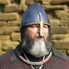 Viking chieftain, jarl or king? You decide.