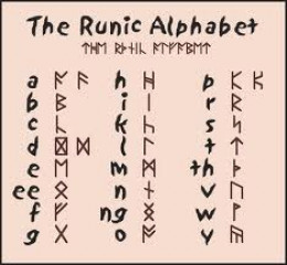 Futhark, the rune alphabet was eventually superseded with the coming of Chritianity to Scandinavia. The mysteries have been lost to the sands of time...