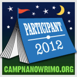 Anyone participating in Camp NaNoWriMo?