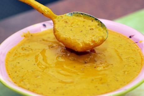 Here is the Mustard Yellow Barbecue Sauce Of South Carolina. It's delicious on Chicken.