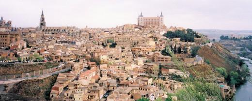 The city of Toledo